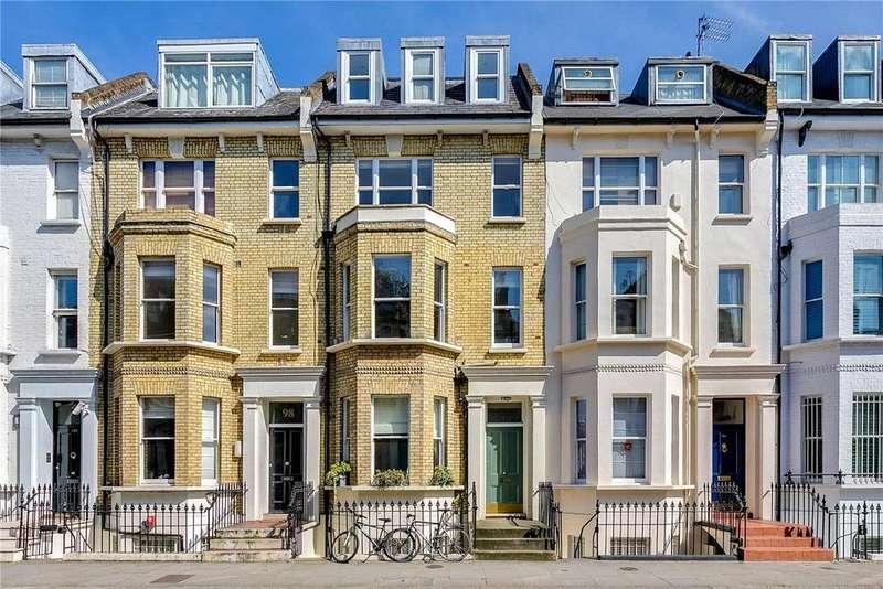 3 Bedrooms Flat for sale in Beaufort Street, London