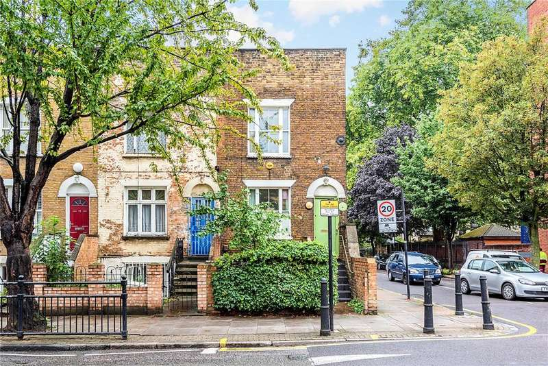 3 Bedrooms End Of Terrace House for sale in Globe Road, London, E1