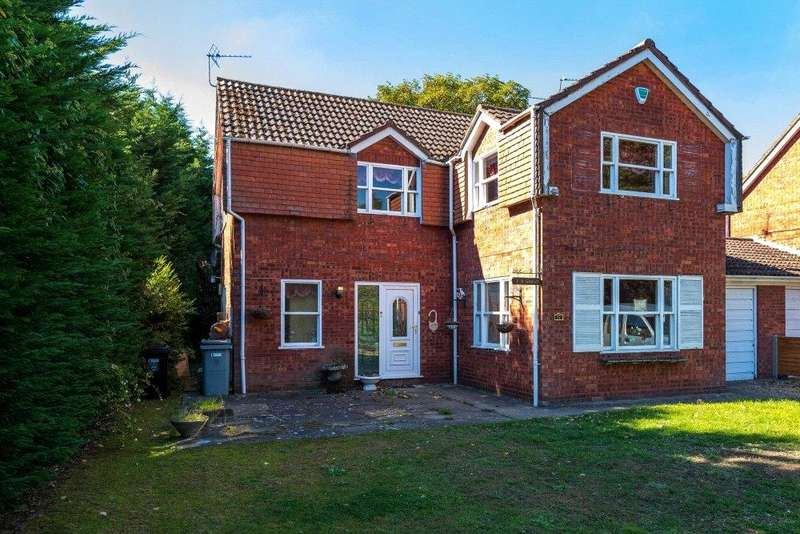 3 Bedrooms Detached House for sale in South Street, Bourne, PE10