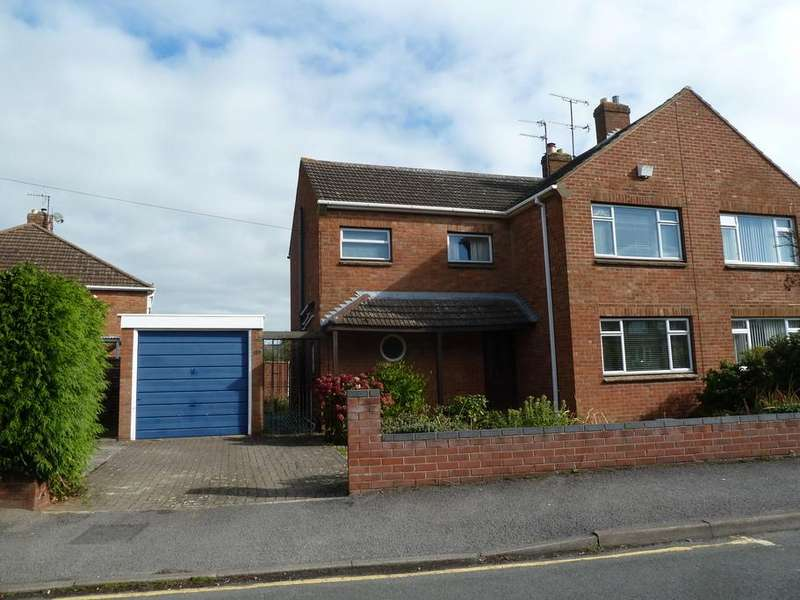 3 Bedrooms Semi Detached House for sale in Goodmoor Crescent, Churchdown, Gloucester, GL3