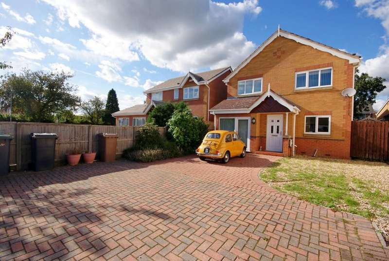 4 Bedrooms Detached House for sale in Lincoln Road, North Hykeham