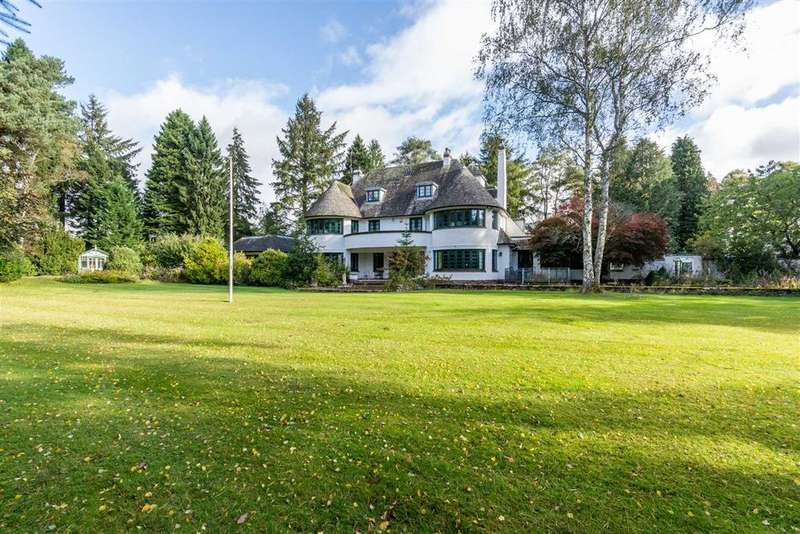 9 Bedrooms Detached House for sale in Golf Course Road, Blairgowrie