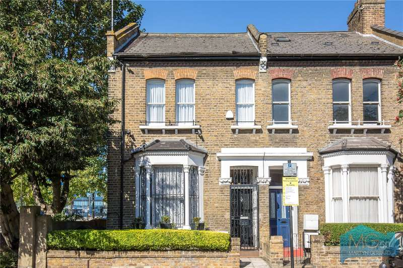 4 Bedrooms End Of Terrace House for sale in Giesbach Road, Archway, London, N19
