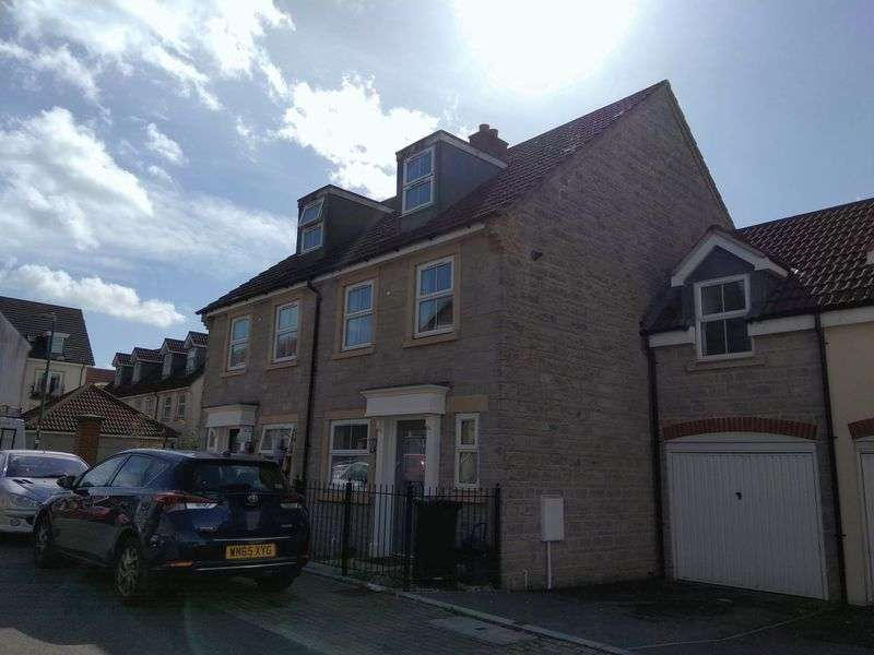 4 Bedrooms Property for sale in Barter Close, Bristol