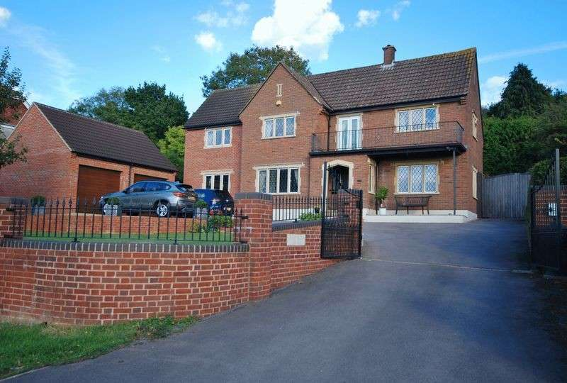 5 Bedrooms Detached House for sale in Stroud Road, Gloucester