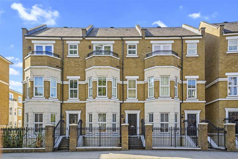 5 Bedrooms House for sale in Torriano Avenue, London, NW5