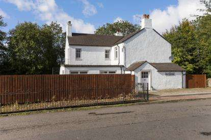 4 Bedrooms Detached House for sale in Airdrie Road, Condorrat