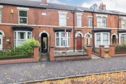 4 Bedrooms Terraced House for sale in Firshill Road, Sheffield, South Yorkshire