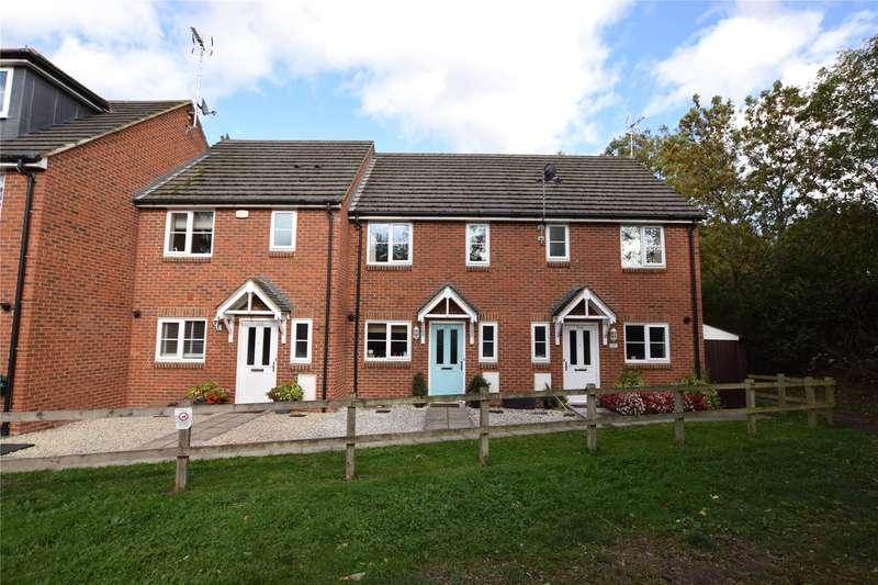 2 Bedrooms Terraced House for sale in Jersey Drive, Winnersh, Wokingham, Berkshire, RG41