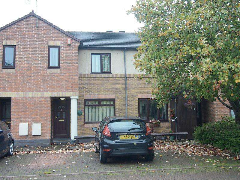 3 Bedrooms Terraced House for sale in Farleton Court, Beaumont Park, Lancaster