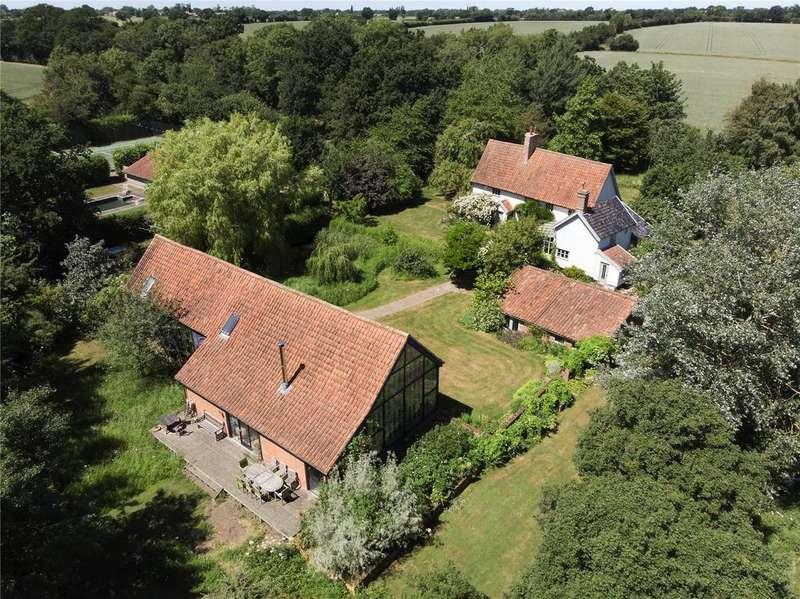 5 Bedrooms Detached House for sale in Debenham, Suffolk, IP14