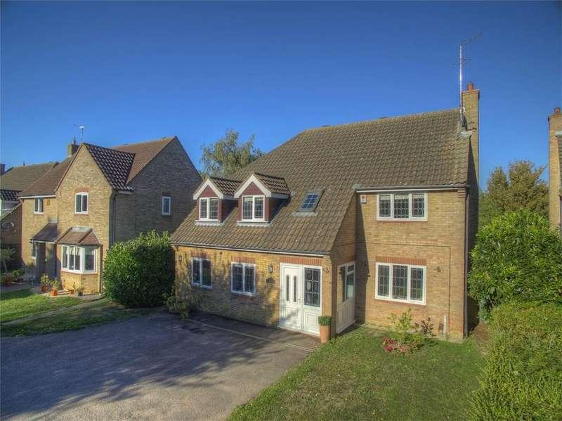 4 Bedrooms Detached House for sale in Sapley Road, Hartford, Huntingdon, Cambridgeshire
