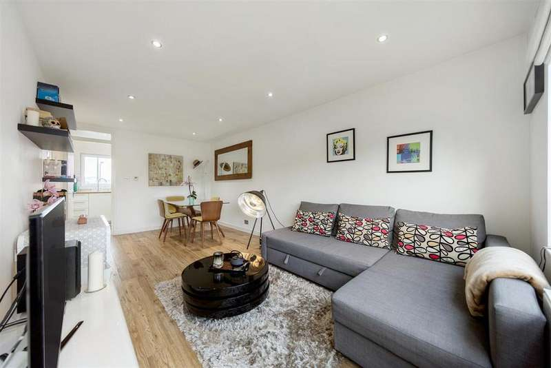 1 Bedroom Flat for sale in Bartholomew Close, SW18