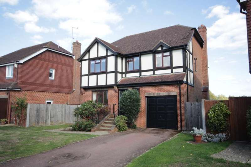 4 Bedrooms Detached House for sale in Lake View, Maidenhead