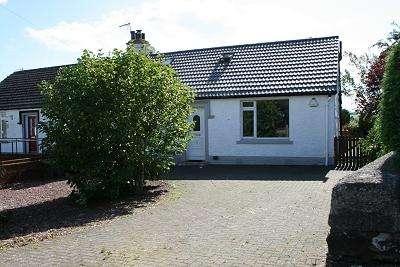 4 Bedrooms Semi Detached House for sale in Maiden Row, Crocketford, Dumfries DG2