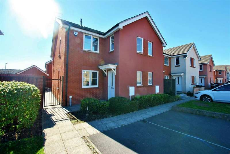 2 Bedrooms End Of Terrace House for sale in Tarnock Avenue, Hengrove