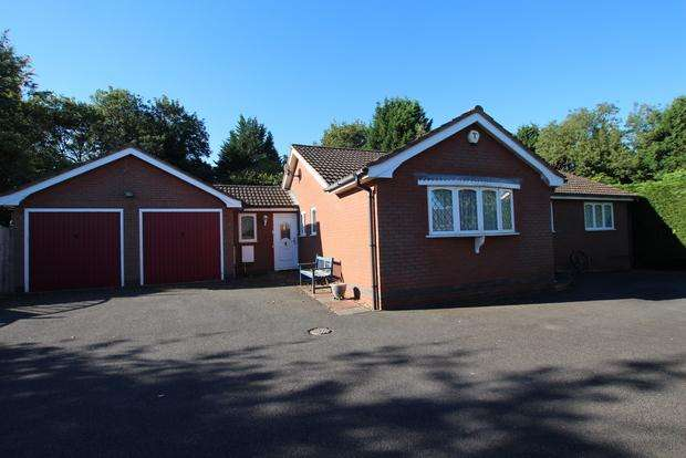 3 Bedrooms Detached Bungalow for sale in Brookfield Street, Syston, Leicester, LE7