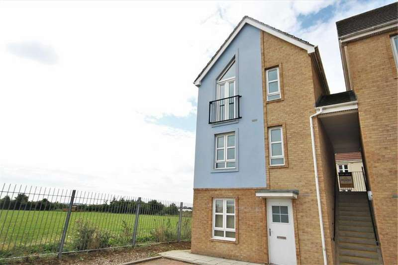 2 Bedrooms Flat for sale in Pitcairn Avenue, Lincoln, Lincolnshire
