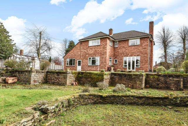 3 Bedrooms Detached House for sale in Kings Acre, Hereford, HR4