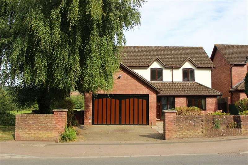 4 Bedrooms Detached House for sale in Beech Road, Monmouth