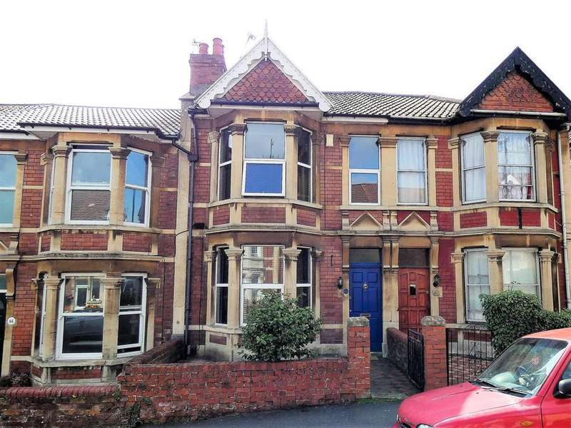 3 Bedrooms Terraced House for sale in Grove Park Avenue, Brislington, Bristol