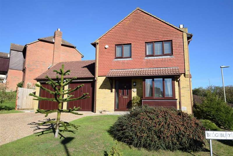 4 Bedrooms Detached House for sale in Bedgebury Close, St. Leonards-On-Sea