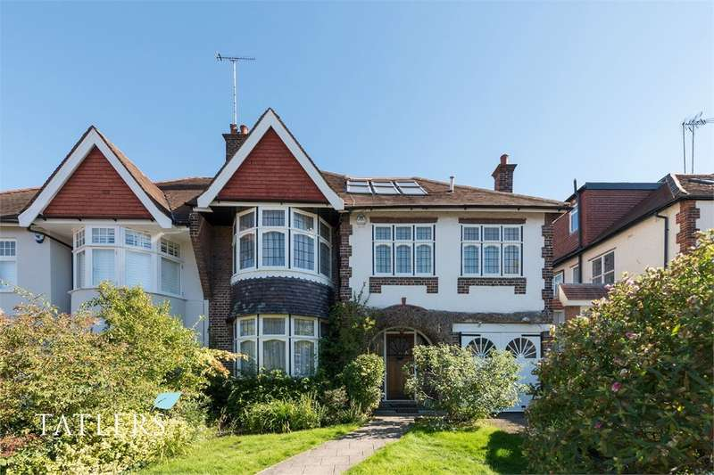 5 Bedrooms Semi Detached House for sale in Church Vale, East Finchley, London