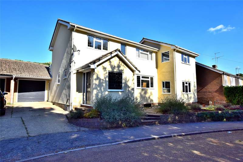 4 Bedrooms Link Detached House for sale in Stansted