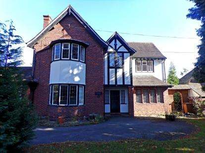 4 Bedrooms Detached House for sale in Jesson Road, Walsall, West Midlands