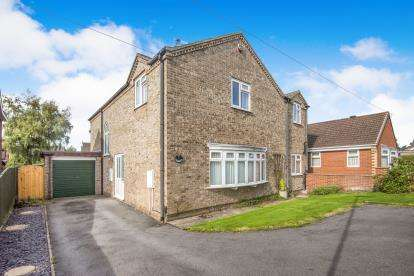 4 Bedrooms Detached House for sale in Orchard Close, Louth, Lincolnshire, .