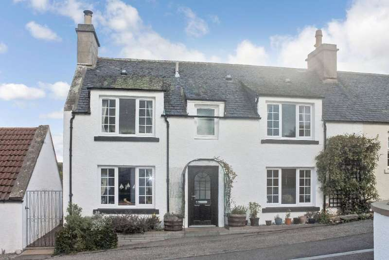 3 Bedrooms Semi Detached House for sale in School Street, Hill Of Fearn, IV20 1SX