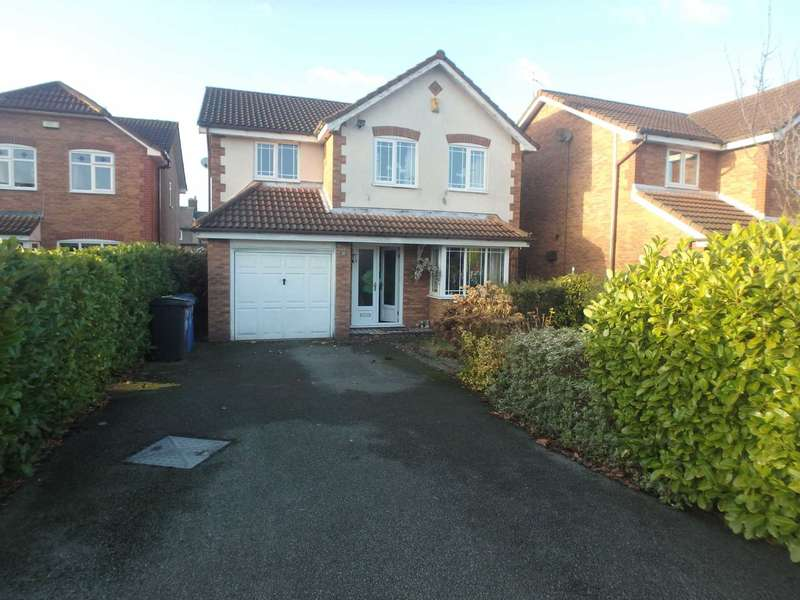 4 Bedrooms Detached House for sale in Loweswater Close, Orford