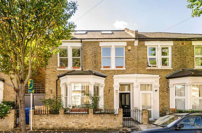 5 Bedrooms Semi Detached House for sale in Rodwell Road, East Dulwich, SE22
