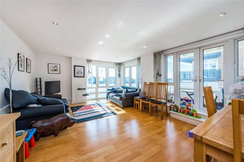 3 Bedrooms Flat for sale in St David's Square, London