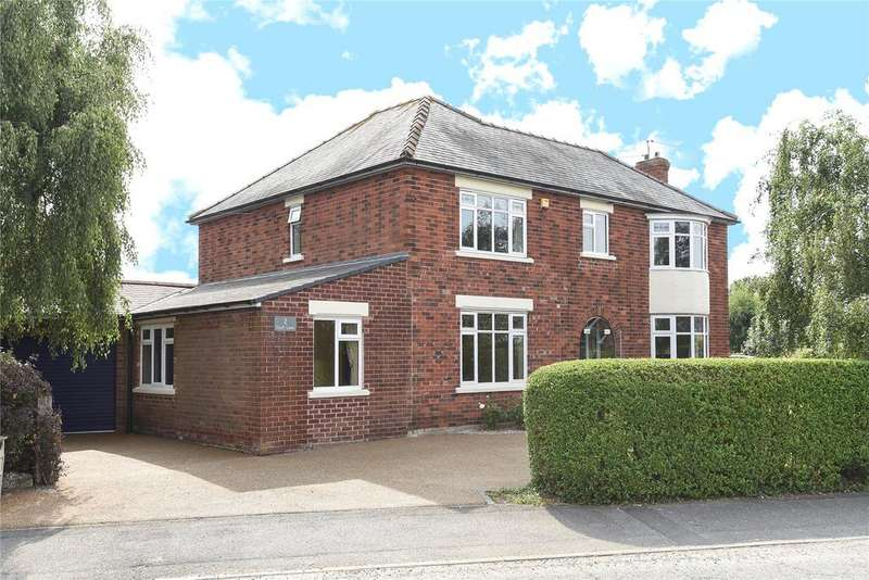 4 Bedrooms Detached House for sale in Croft Lane, Cherry Willingham, LN3