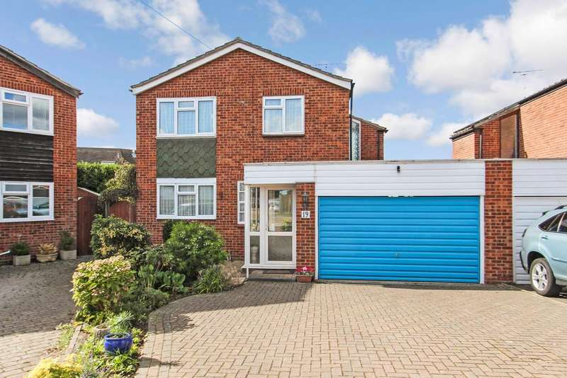 4 Bedrooms Detached House for sale in Mayflower Close, Eastwood