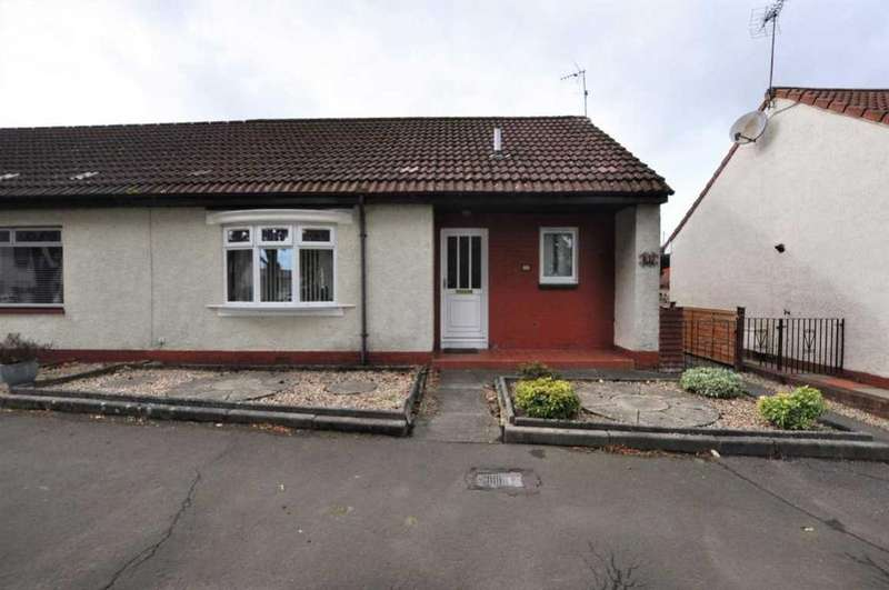 1 Bedroom Semi Detached House for sale in 39 Roundelwood, Alloa, Sauchie FK10 3DG, UK