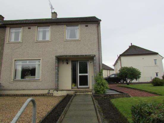 3 Bedrooms Terraced House for sale in Glenmuir Crescent , Logan KA18
