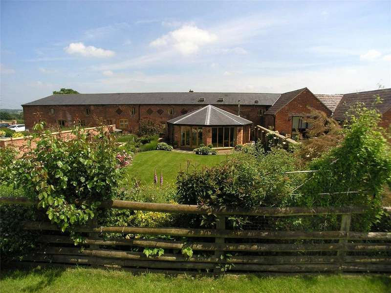 4 Bedrooms House for sale in Stanwardine, Baschurch, Shrewsbury