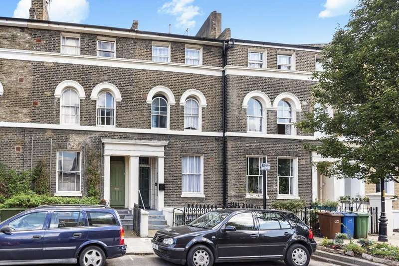 4 Bedrooms Terraced House for sale in Sutherland Square, Walworth