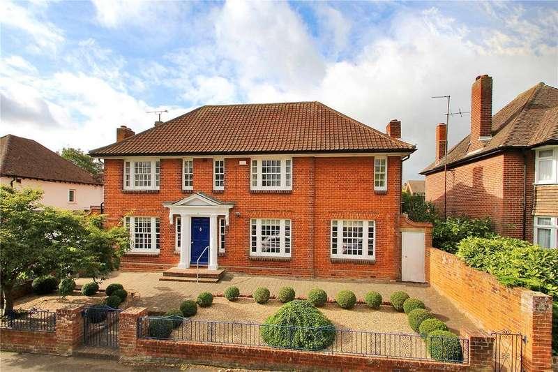 4 Bedrooms Detached House for sale in St Dunstan's Terrace, St. Dunstans, Canterbury, Kent, CT2