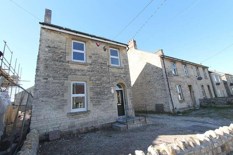 4 Bedrooms Detached House for sale in Salisbury View, Paulton, Bristol