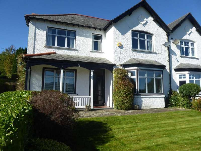 5 Bedrooms Semi Detached House for sale in Bala