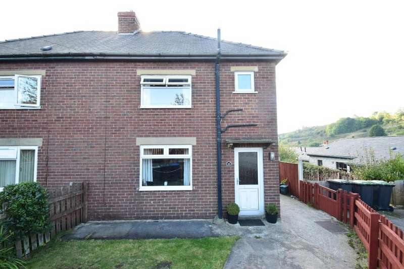 3 Bedrooms Semi Detached House for sale in King Street, Middleton