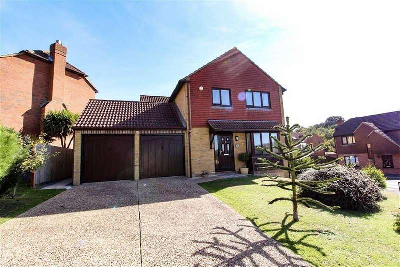 4 Bedrooms Detached House for sale in Bedgebury Close, St Leonards-on-sea, East Sussex