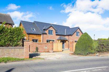 4 Bedrooms Detached House for sale in Congleton Road, Marton, Macclesfield, Cheshire