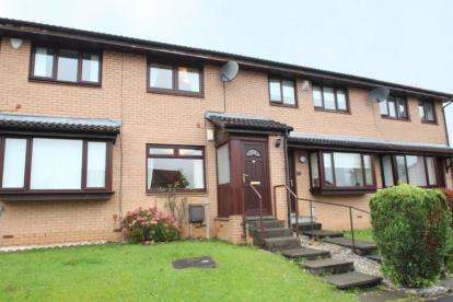 2 Bedrooms Terraced House for sale in Ferndale Drive, Summerston, Glasgow