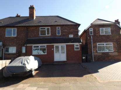 3 Bedrooms Semi Detached House for sale in St. Maragarets Road, Ward End, Birmingham, West Midlands