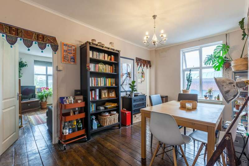 1 Bedroom Flat for sale in Effra Court, Brixton Hill, SW2