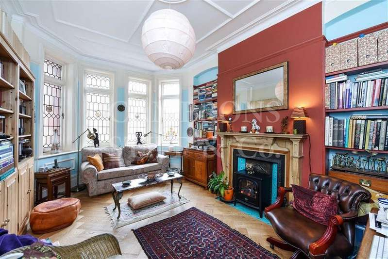 4 Bedrooms Apartment Flat for sale in Chichele Road, Mapesbury, London, NW2